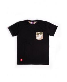 Sandstorm Camo Pocket Black