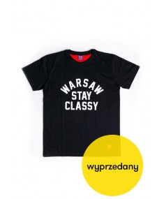 New Warsaw Stay Classy Black