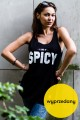 Spicy Tanktop Black