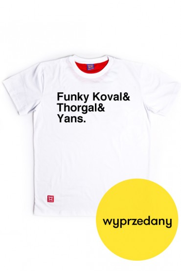 Funky Koval & Thorgal & Yans.